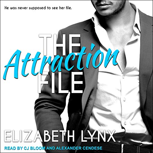 The Attraction File audiobook cover art