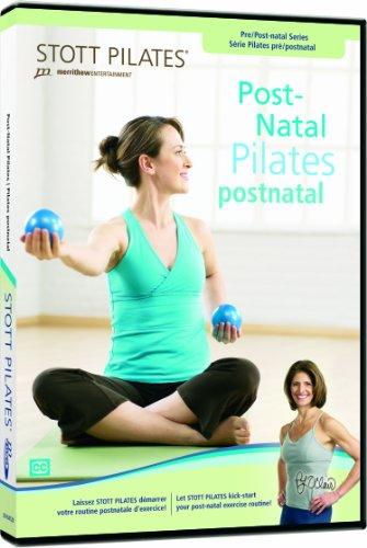 Pilates Pós-Natal STOTT PILATES (inglês/francês)
