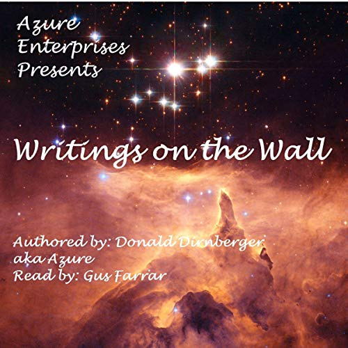 Writings on the Wall: A Volume of Poems cover art