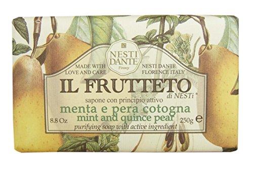 Nesti Dante Il Frutteto Mint & Quince Pear, 250 g