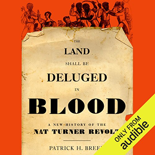 The Land Shall Be Deluged in Blood audiobook cover art