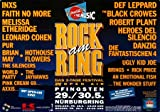 Rock AM Ring & Park - 1993, Rock am Ring 1993 »