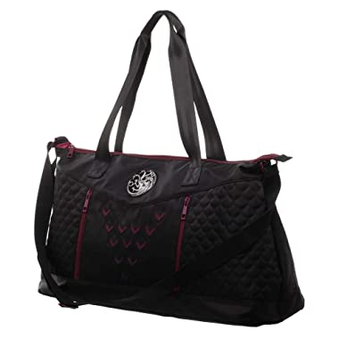 HBO Targaryen Athletic Duffle Bag from Game of Thrones