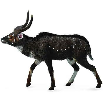 Géant elanantilope 13 cm Animaux Sauvages Collecta 88563