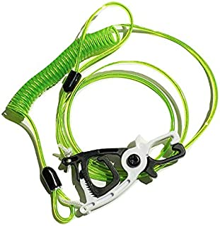 Cal Coast Fishing Donkey Leash New and Improved Smaller Clip and Longer Lanyard