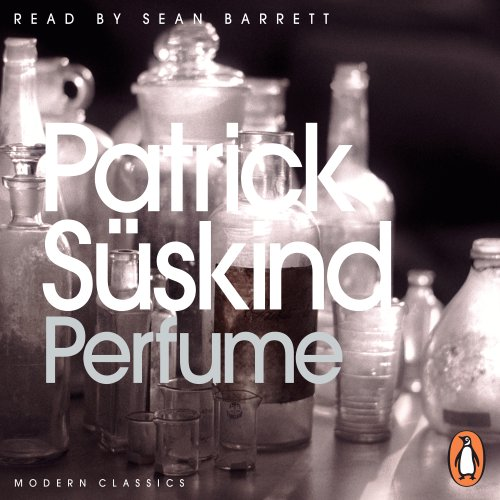 Perfume audiobook cover art
