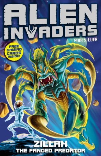 Alien Invaders 3: Zillah - The Fanged Predator (English Edition)