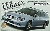 フジミ模型 1/24 インチアップシリーズ id.v スバル レガシィ ツーリングワゴン Version B プラモデル