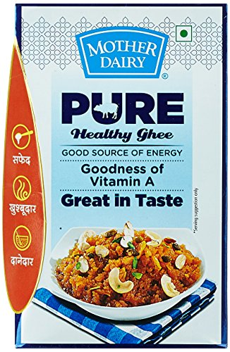 Mother Dairy Pure Healthy Ghee, 1L