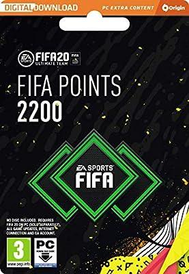 FIFA 20 Ultimate Team - 2200 FIFA Points - PC Code - Origin