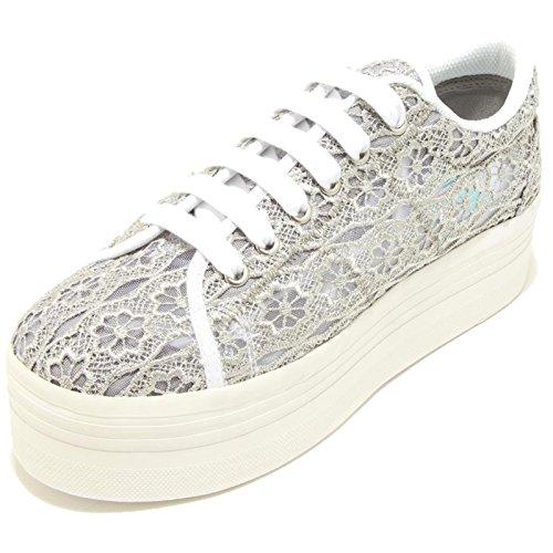 Jeffrey Campbell 7879F Sneaker Zeppa ZOMG Scarpa Donna Shoes Women [41]