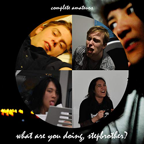 What Are You Doing, Stepbrother? [Explicit]