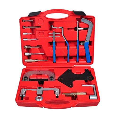 vidaXL Zahnriemen Wechsel Motor Werkzeug Einstellwerkzeug Arretierwerkzeug