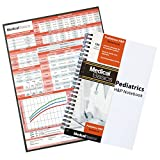 Pediatrics H&P Notebook Medical History and Physical notebook, 100 medical templates with perforations