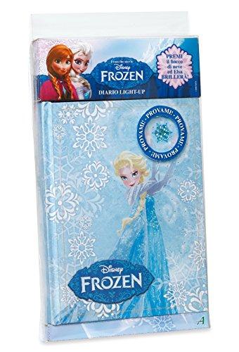 Giochi Preziosi Disney Frozen Diario Light Up Auguri Preziosi 87405