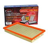 POTAUTO MAP 6039 (CA4309) Engine Air Guard Filter Compatible Aftermarket Replacement Part