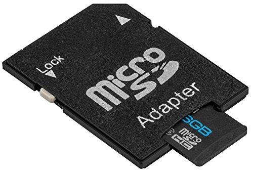 mumbi Speicherkarten Adapter von Micro SD auf SD