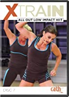 Cathe Friedrich: XTrain All Out Low Impact HiiT