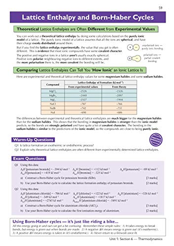New A-Level Chemistry: AQA Year 1 & 2 Complete Revision & Practice with Online Edition (CGP A-Level Chemistry)