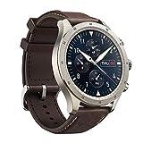 Zepp Z Smartwatch Orologio Intelligente AMOLED Da 1,39', 12 Modalità di Allenamento, 5 ATM Impermeabile, Frequenza Cardiaca e Monitor del Sonno, Durata della batteria di 14 giorni, Uomo, Donna