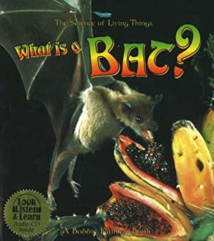 What Is a Bat?  Science of Living Things  Paperback