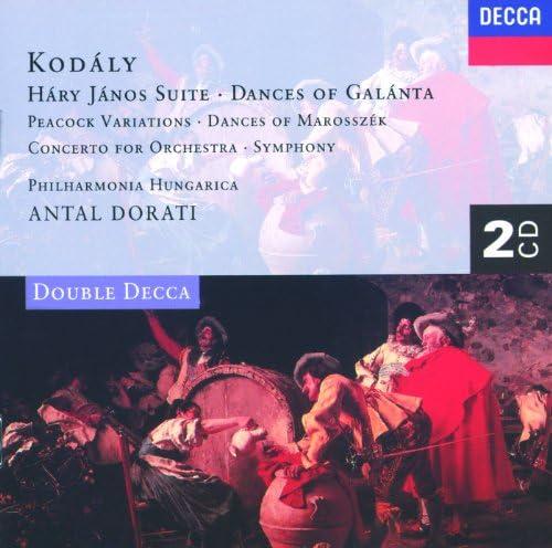 Philharmonia Hungarica & Antal Doráti