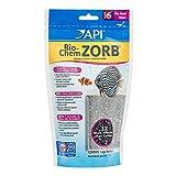 API Bio-Chem Zorb Filter Media Pouch, Size 6 (2 Pack)