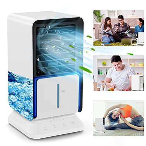 Climatiseur Portable, TedGem Climatiseur Mobile, Refroidisseur d'air...