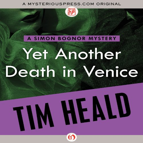 Yet Another Death in Venice audiobook cover art