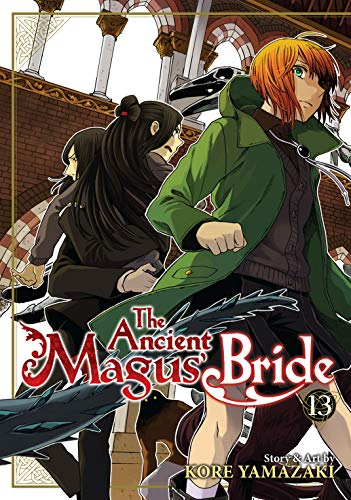 The Ancient Magus' Bride Vol. 13 (English Edition)