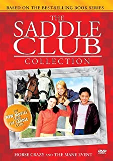 The Saddle Club Collection by Kia Luby