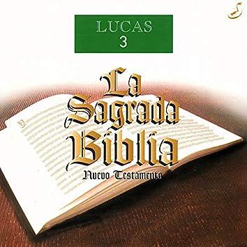 La Sagrada Biblia: Lucas, Vol. 3 (Nuevo Testamento)