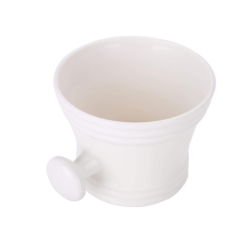 Shaving Bowl Plastic Foam Soap Max 79% OFF for Men White Cream Max 86% OFF