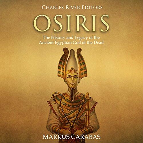 Osiris audiobook cover art