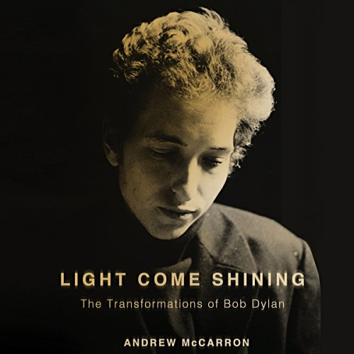 Light Come Shining audiobook cover art