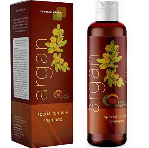 Argan Oil Color Safe Shampoo for Beautiful Hair...