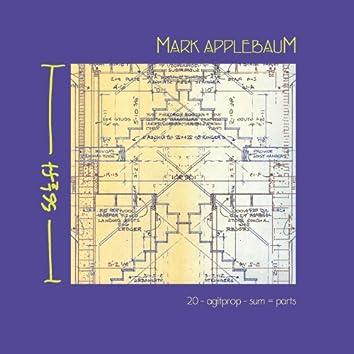 Applebaum, M.: 20 / Agitprop / Sum=Parts