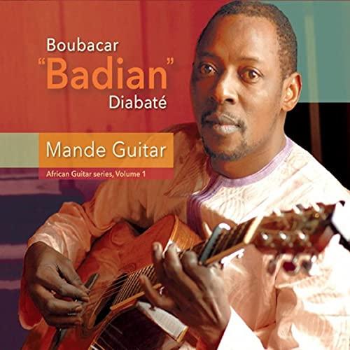 Mande Guitar African Guitar Series Volume 1
