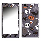Disagu SF-106574_1209 Design Folie für Wiko Rainbow Lite - Motiv Halloweenmuster 01