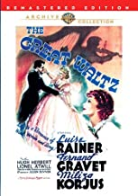 The Great Waltz by Luise Rainer