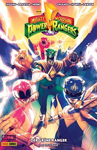Mighty Morphin Power Rangers: Bd. 1: Der grüne Ranger - Das erste Jahr