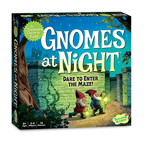 Peaceable Kingdom/Gnomes at Night