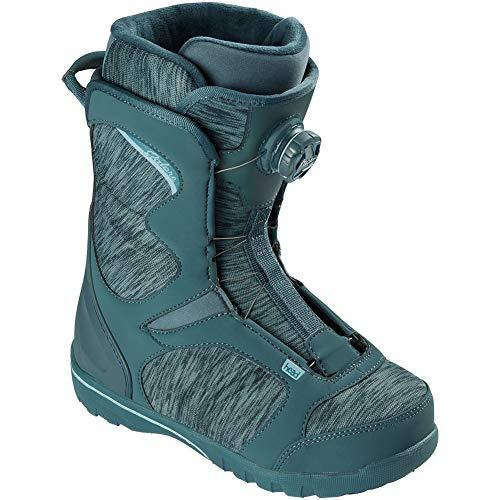 HEAD Damen Galore LYT BOA Coiler Easy-Entry Lightweight Snowboarding Boots Snowboard-Stiefel, Laguna, 250