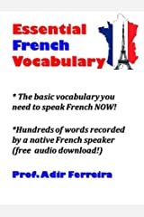Essential French Vocabulary (with audio) (English Edition) eBook Kindle