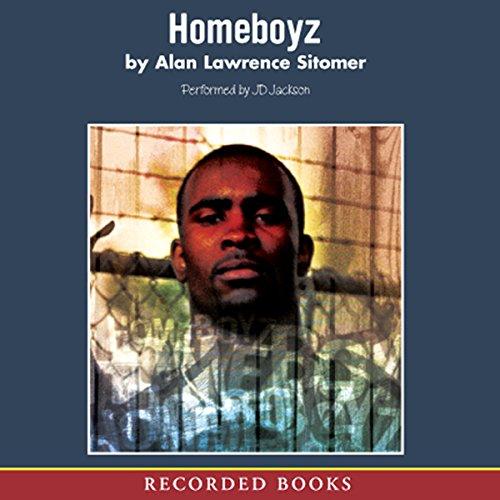 Homeboyz audiobook cover art