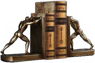 غلاف كتاب مزخرف من الراتينج الرياضي الشكل النحت ديكور المنزل كتاب ينتهي لعقد كتب نهايات كتب للمكتب