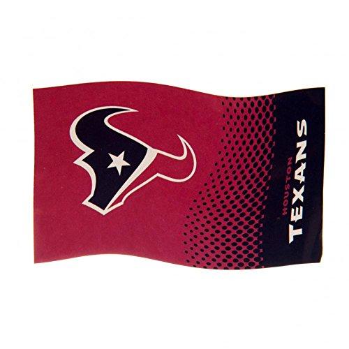 Houston Texans Fahne - Flagge 152cm x 91cm NFL Fanartikel Fanshop