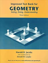 Improved Test Bank for Geometry: Seeing, Doing, Understanding