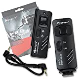 Aputure Pro Coworker - Control Remoto para cámara fotográfica Canon EOS Rebel XT, Xti y XSi