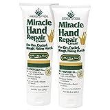 Miracle of Aloe's Miracle Hand Repair Cream (8 Oz Pack of 2)